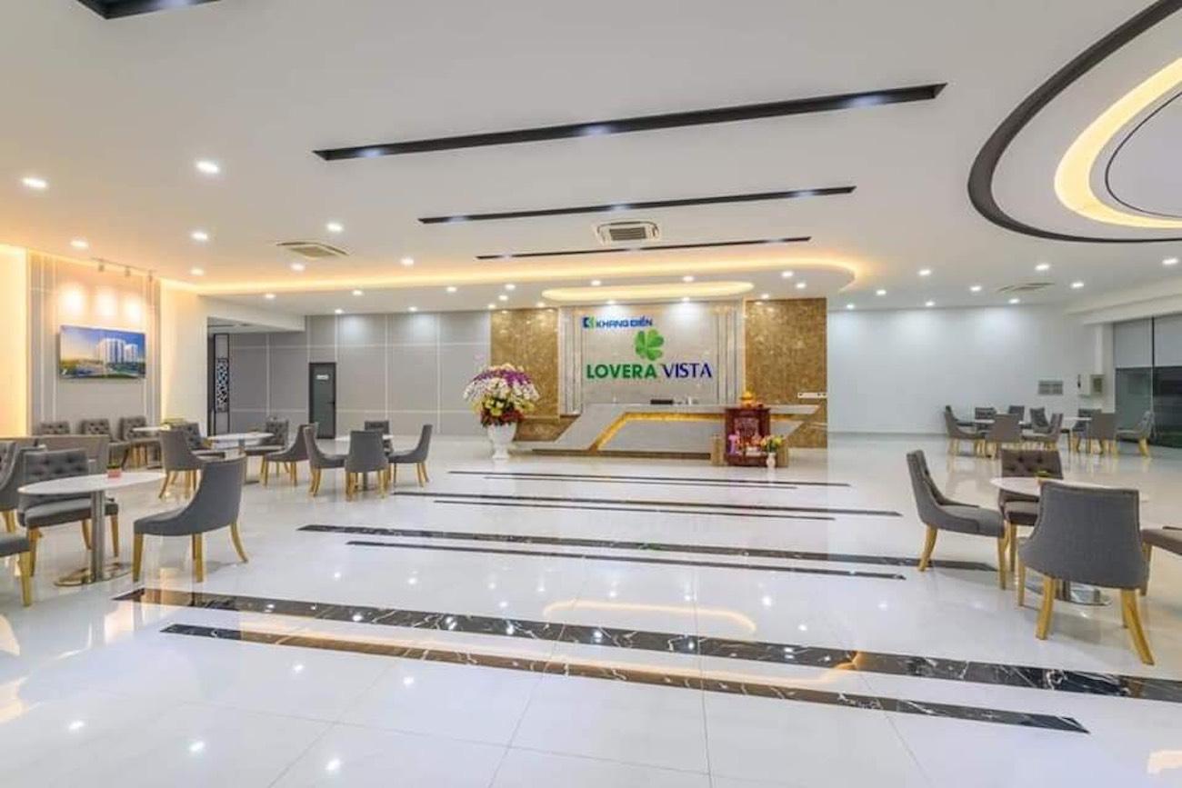 Nhà mẫu dự án căn hộ Lovera Vista - Ảnh thực tế