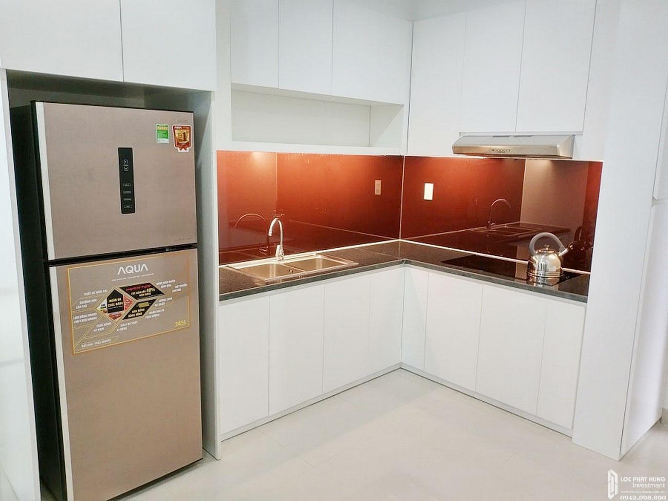 Nhà mẫu thực tế dự án căn hộ High Intela Quận 8 đường Võ Văn Kiệt