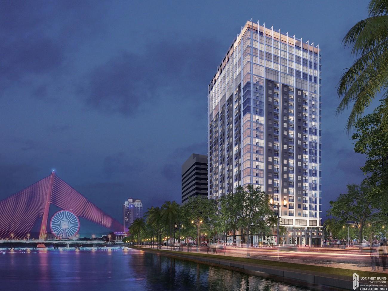 Phối cảnh dự án căn hộ Nagomi Sông Hàn Đà Nẵng