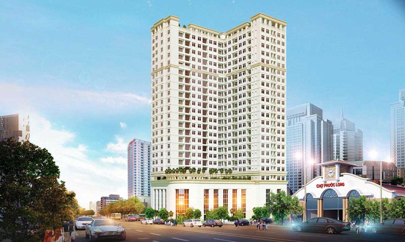 Giới thiệu tổng quan thông tin dự án Viva Plaza Quận 7