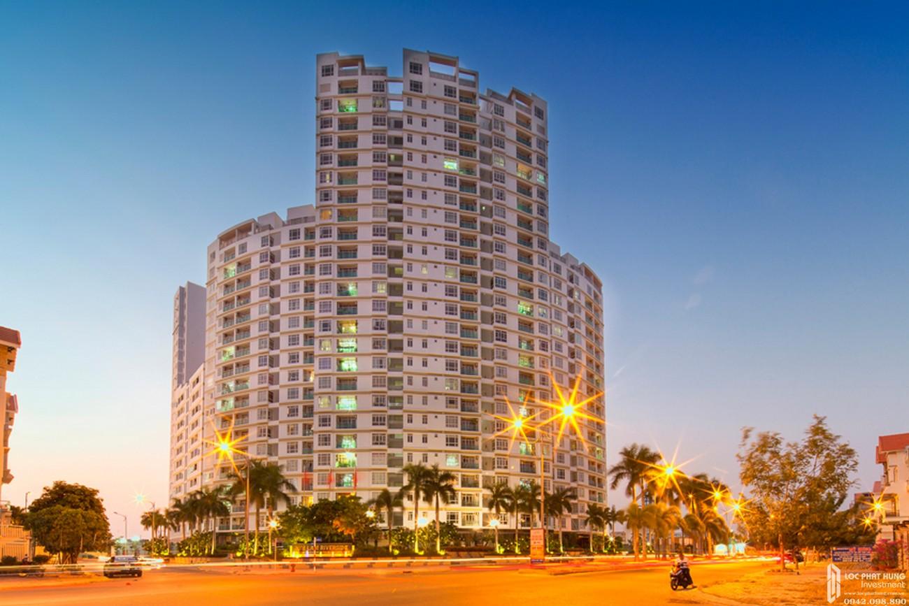 Phối cảnh tổng thể dự án căn hộ Him Lam Riverside quận 7