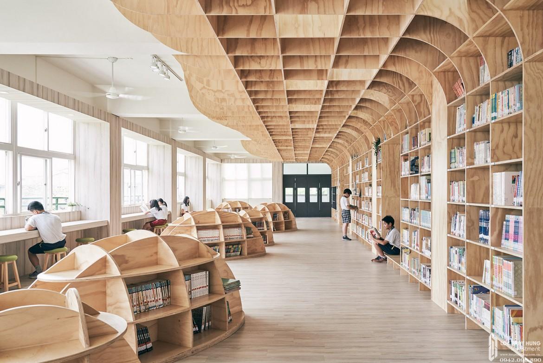 Thư Viện đọc sách ươm mầm tri thức cho con trẻ tại La Partenza