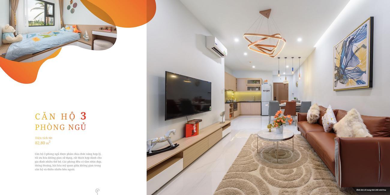 Thiết kế chi tiết căn hộ Lovera Vista Bình Chánh