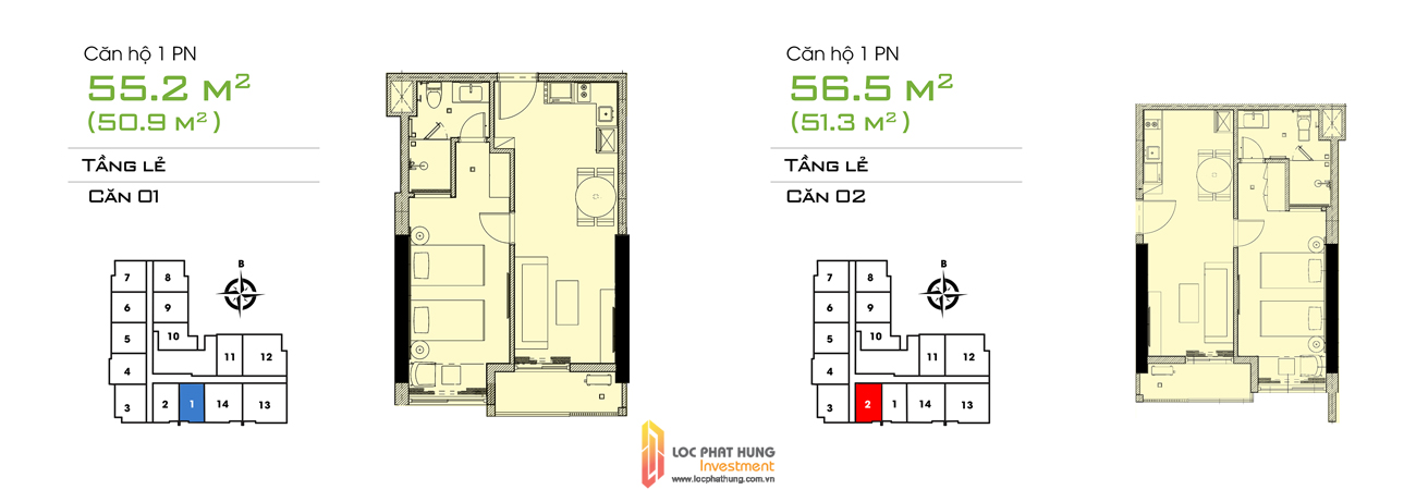 Thiết kế dự án căn hộ condotel DIC CSJ Tower Vũng Tàu Đường Thi Sách chủ đầu tư DIC