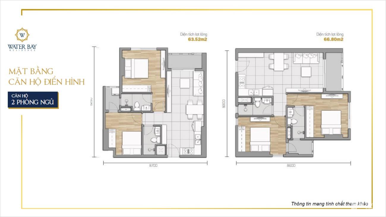 Thiết kế dự án căn hộ Water Bay Quận 2 chủ đầu tư Novaland tại Mai Chí Thọ