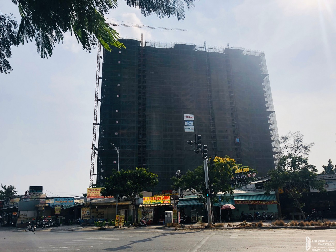 Tiến độ dự án căn hộ chung cư TNR Viva Panorama tháng 03/2020