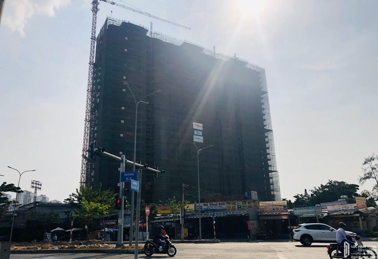 Tiến độ dự án căn hộ chung cư, Tiến độ Viva Panorama tháng 03/2020