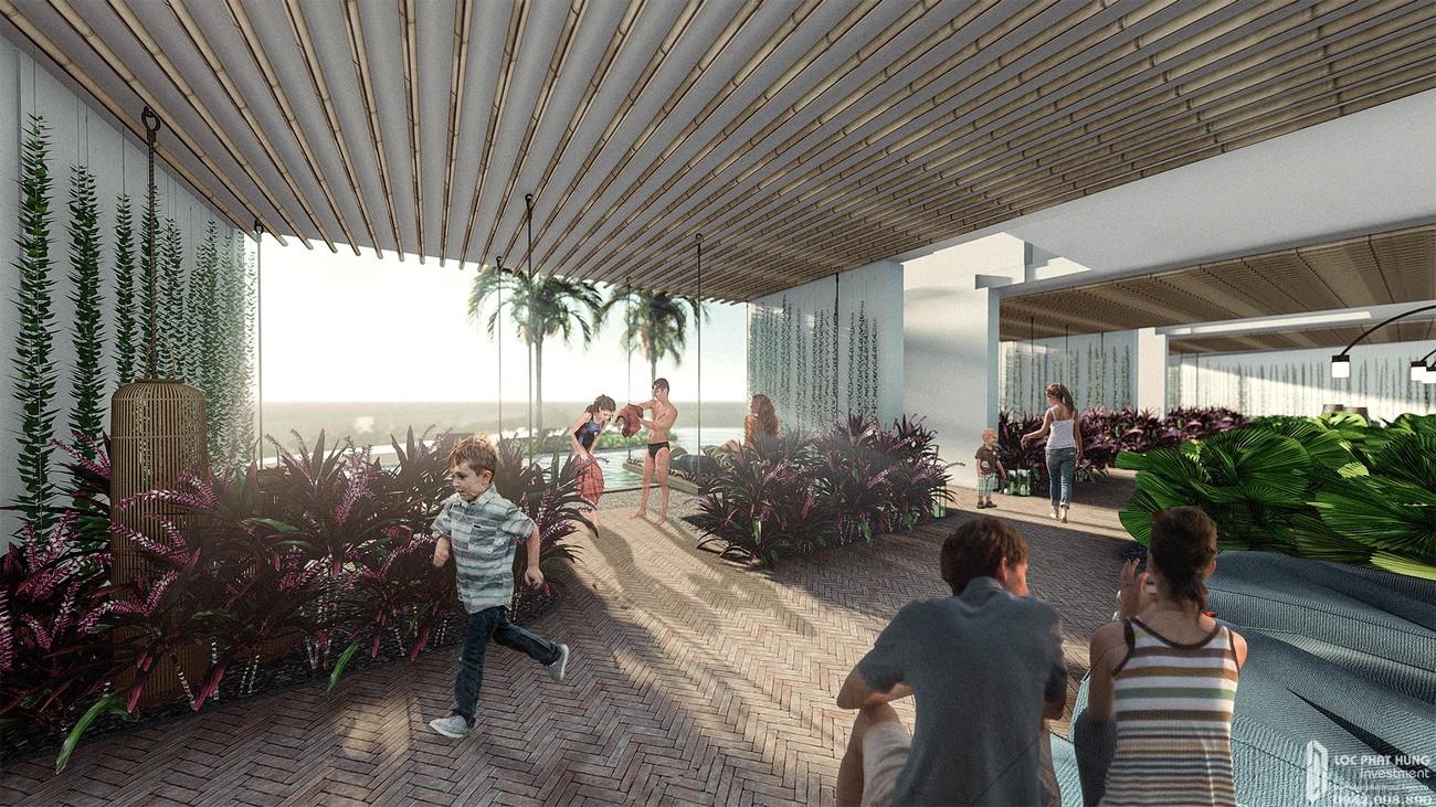 Tiện ích dự án Căn Hộ chung cư Compass One Thủ Dầu Một Đường Hoàng Văn Thụ chủ đầu tư Tây Hồ