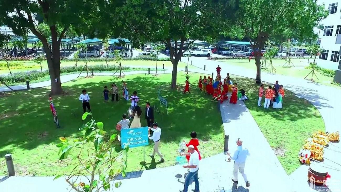 Tiện ích dự án căn hộ chung cư Habitat Thuận An Đường Hữu Nghị chủ đầu tư VSIP Sembcorp Gateway