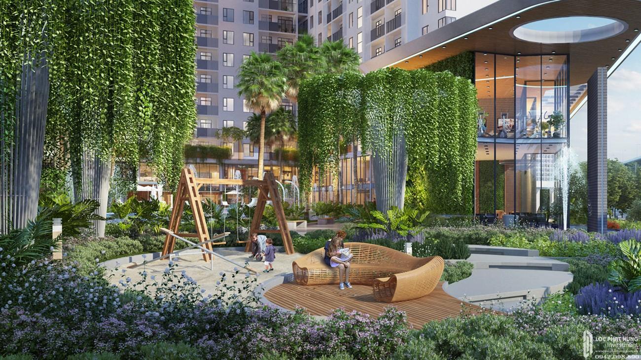 Tiện ích dự án căn hộ chung cư Jamila Khang Điền Quận 9 Đường Song Hành chủ đầu tư Khang Điền Quận 9