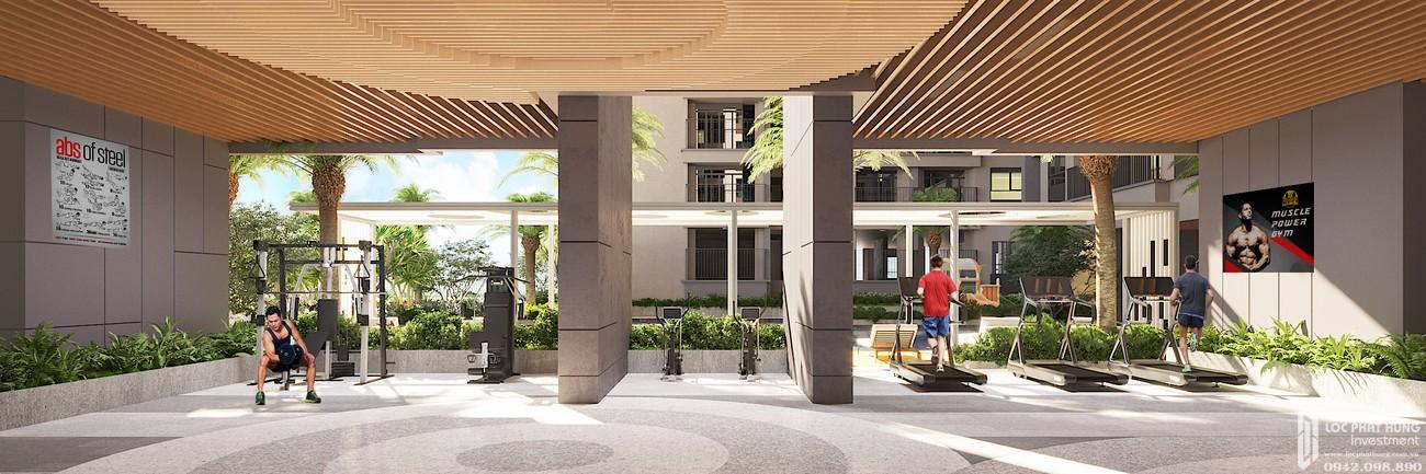 Tiện ích dự án căn hộ chung cư Opal Boulevard Dĩ An Đường Phạm Văn Đồng chủ đầu tư Đất xanh Group