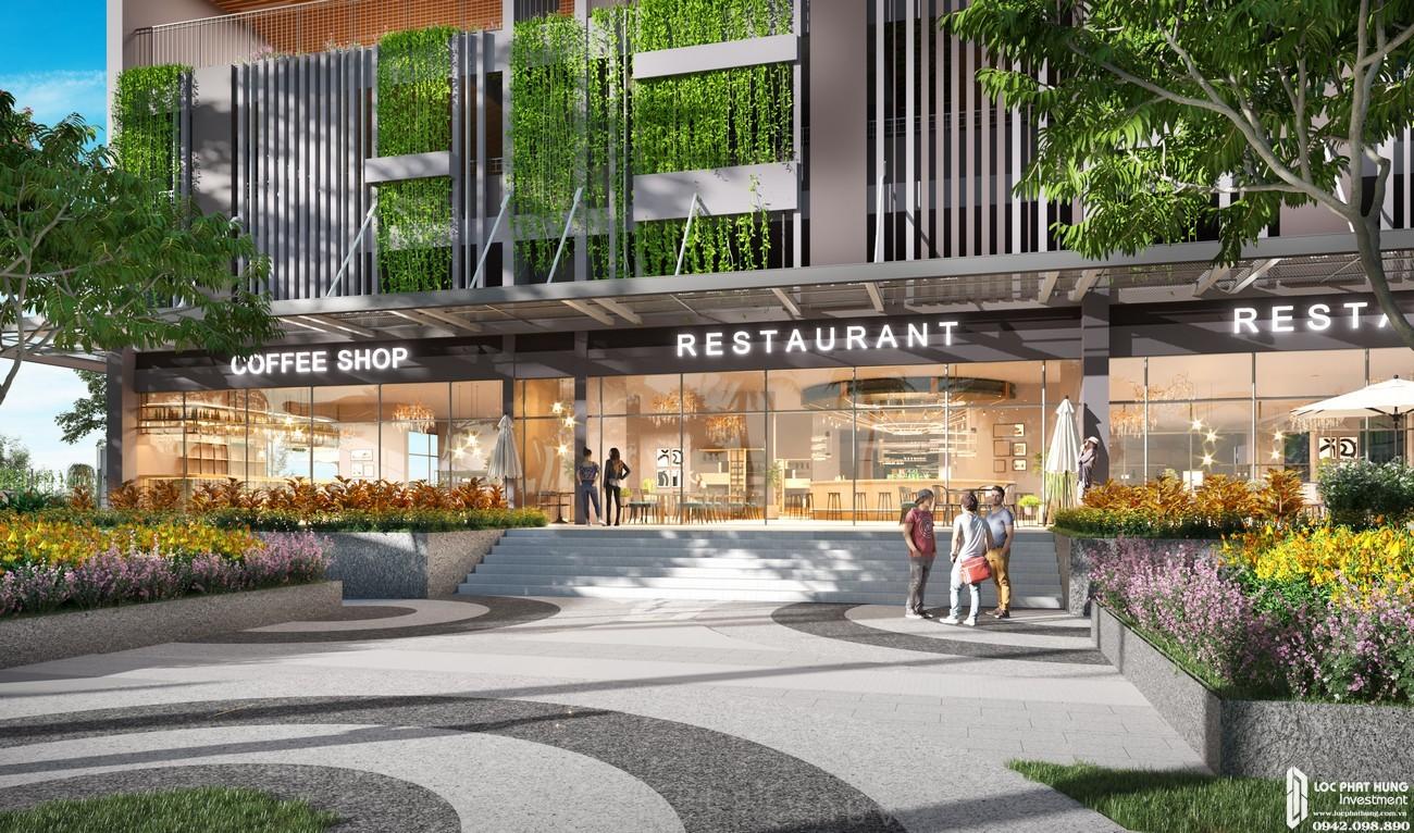 Tiện ích dự án căn hộ chung cư Phú Đông Smart City Dĩ An Đường ĐL Độc Lập chủ đầu tư Phú Đông Group