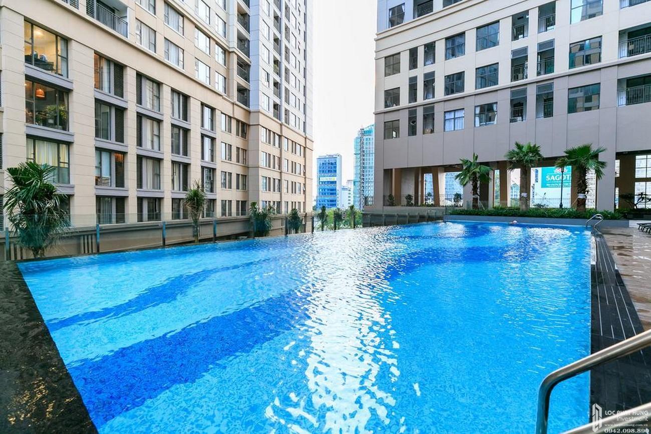 Tiện ích dự án căn hộ chung cư Saigon Royal Quận 4 Đường Bến Vân Đồn chủ đầu tư Novaland