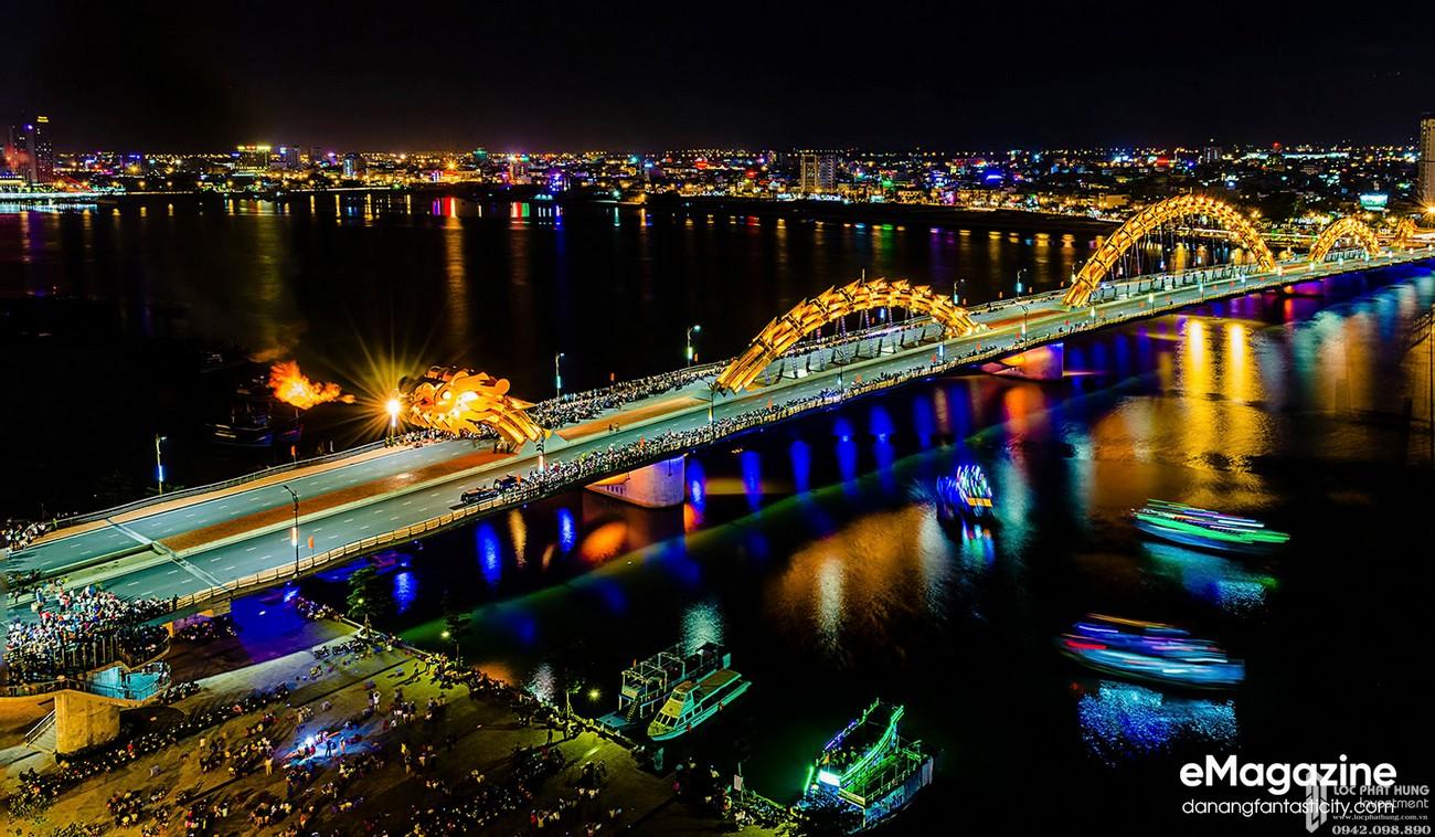 Cách dự án căn hộ Nagomi Sông Hàn khoảng