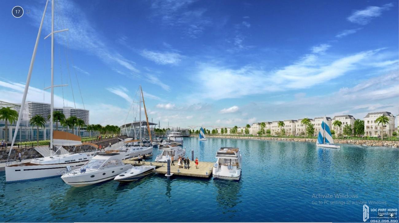 Tiện ích dự án căn hộ Water Bay Quận 2 chủ đầu tư Novaland tại Mai Chí Thọ