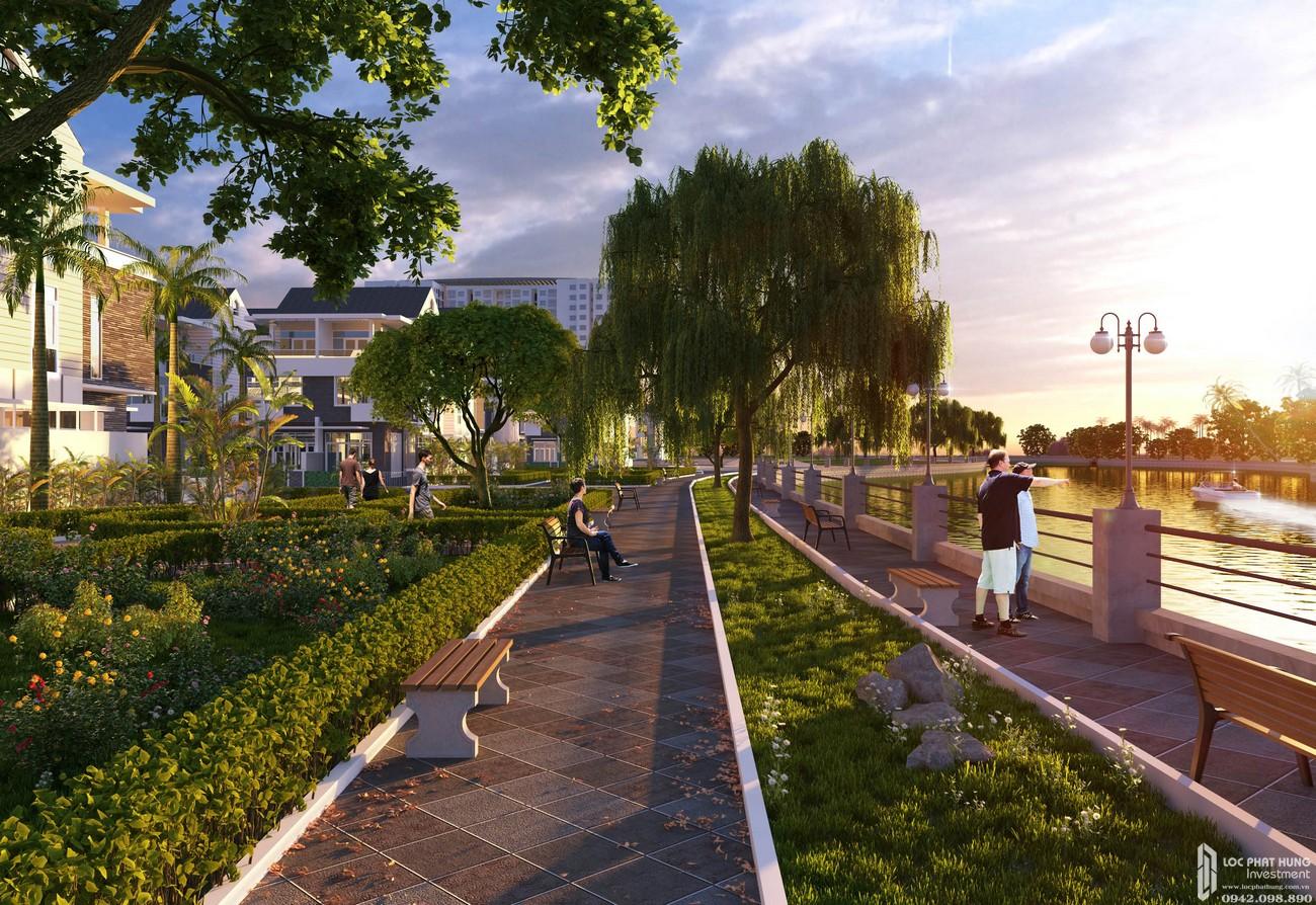 Tiện ích dự án Hồ Gươm Xanh Thuận An City Thuận An Đường 136 ĐL Bình Dương chủ đầu tư TBS Land