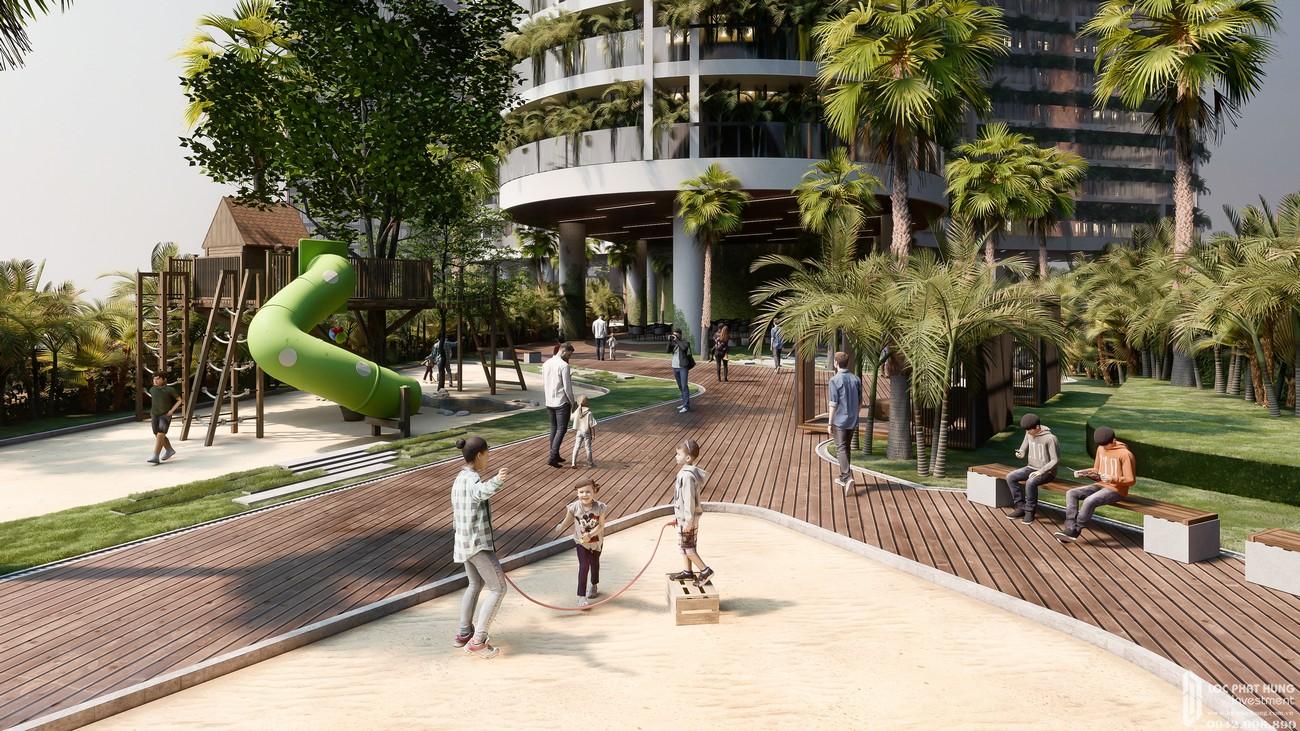 Tiện ích dự án căn hộ Sunshine Diamond River Quận 7 đường Đào Trí