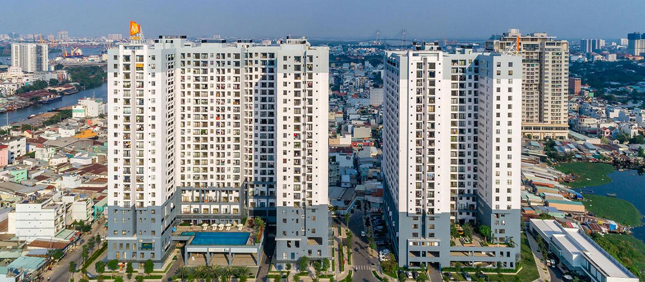 Dự án nổi bật M-One Nam Sài Gòn của chủ đầu tư Thảo Điền