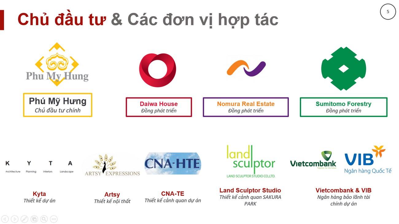 Chủ đầu tư dự án căn hộ chung cư The Grande Phú Mỹ Hưng Quận 7 Đường Nguyễn Lương Bằng chủ đầu tư Phú Mỹ Hưng