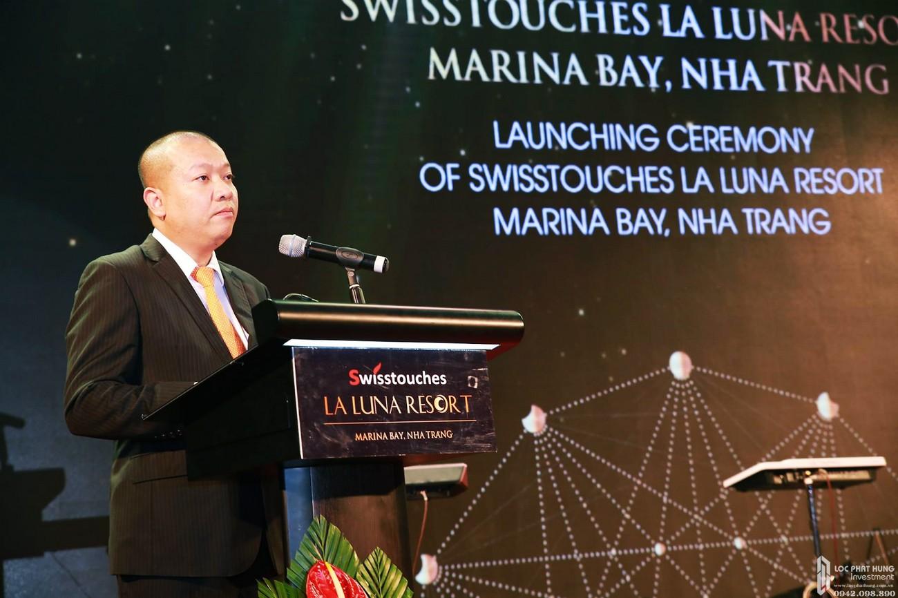 Chủ đầu tư dự án condotel La Luna Nha Trang