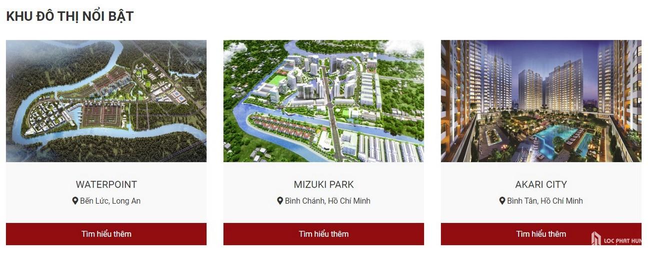 Chủ đầu tư dự án căn hộ Ehome 5 The Bridgeview Quận 7