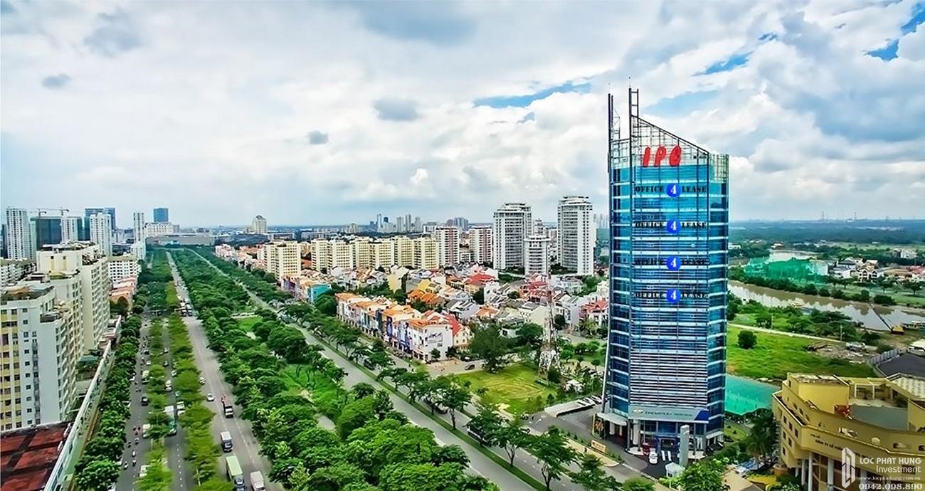Chủ đầu tư dự án căn hộ Happy Residence Premier tại tòa nhà IPC