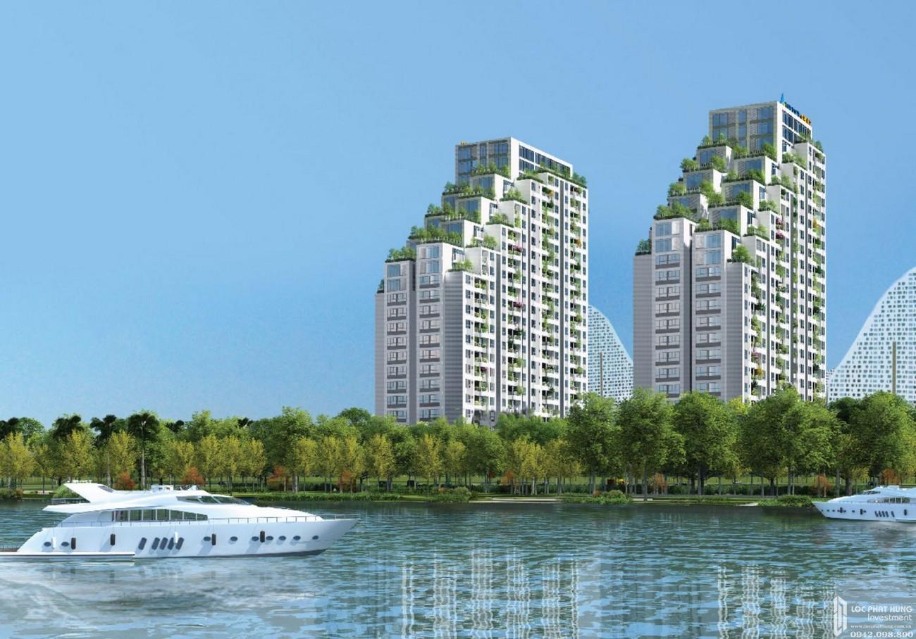 Mua bán cho thuê căn hộ chung cư Lux Garden Dự án Quận 7