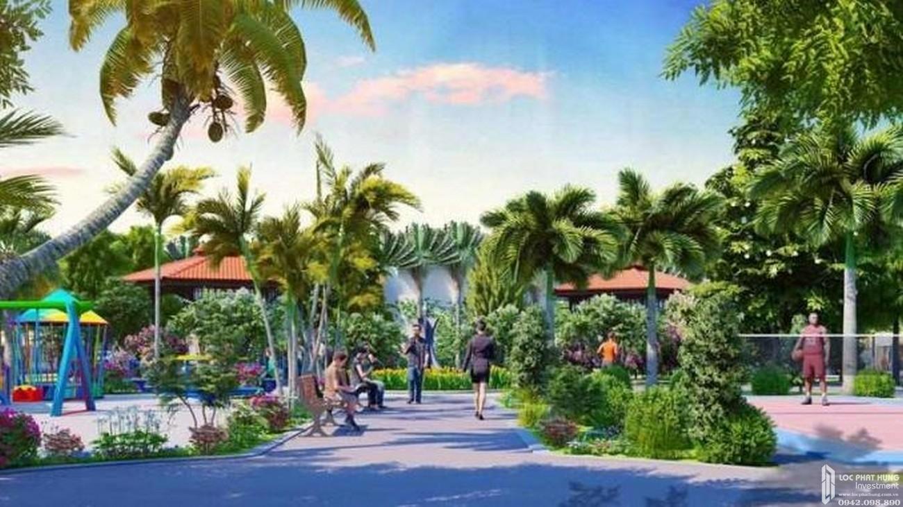 Tiện ích dự án Nam An New City Bình Dương