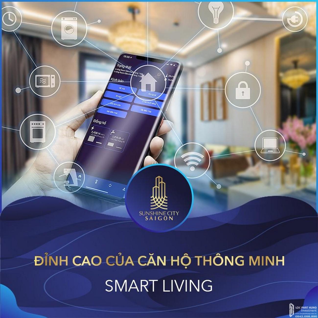 Lợi thế sinh sống tại căn hộ Sunshine City Sài Gòn Quận 7
