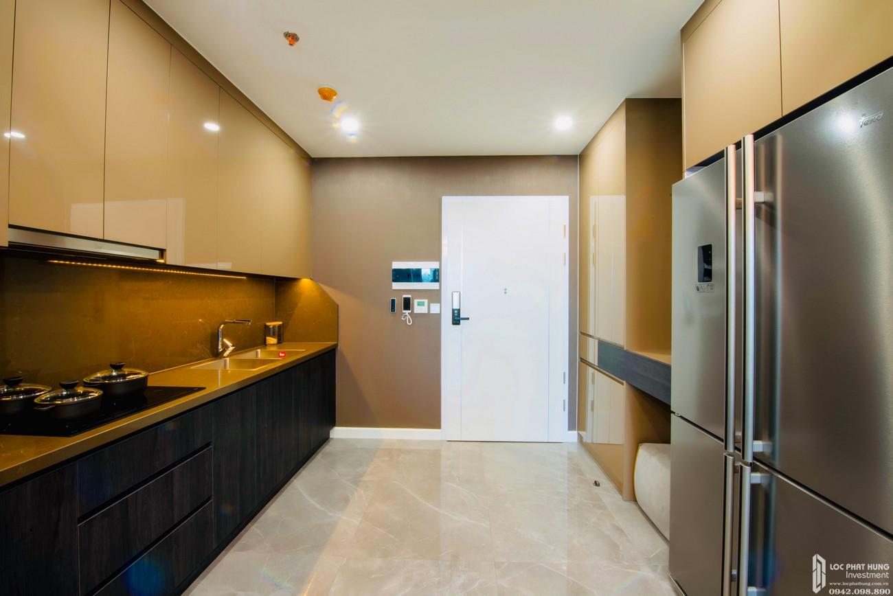 Nhà mẫu dự án căn hộ 1 PN Sunshine Diamond River quận 7