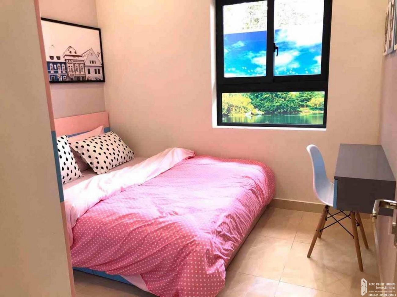 Nhà mẫu dự án căn hộ Tecco Home Bình Dương
