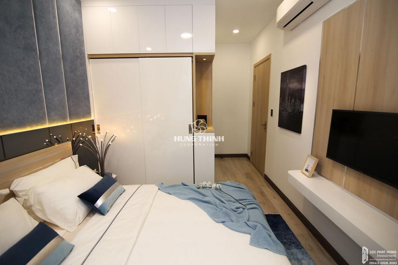 Nhà mẫu căn hộ 2 phòng ngủ dự án Q7 Sài Gòn Riverside Complex
