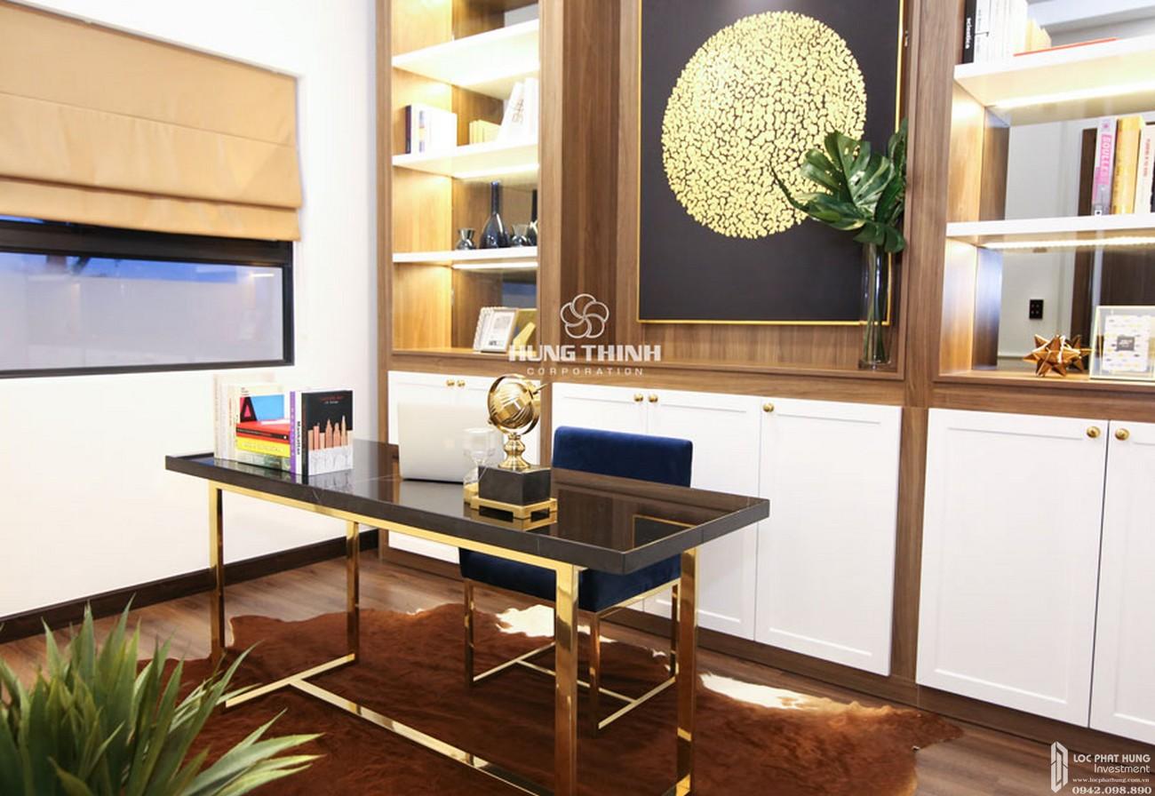 Nhà mẫu căn hộ 3 phòng ngủ dự án Q7 Sài Gòn Riverside Complex