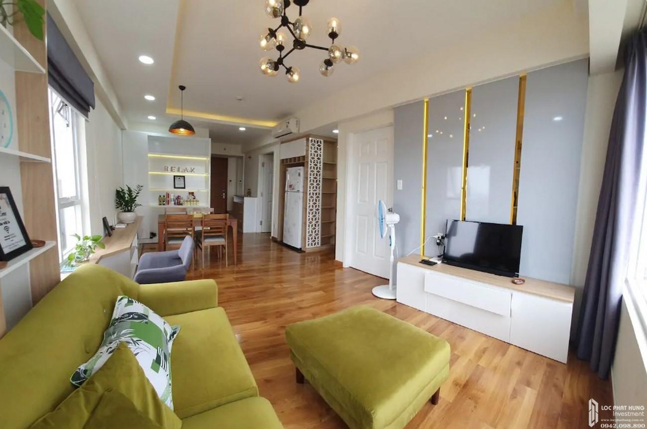 Nhà mẫu dự án căn hộ Ehome 5 The Bridgeview Quận 7