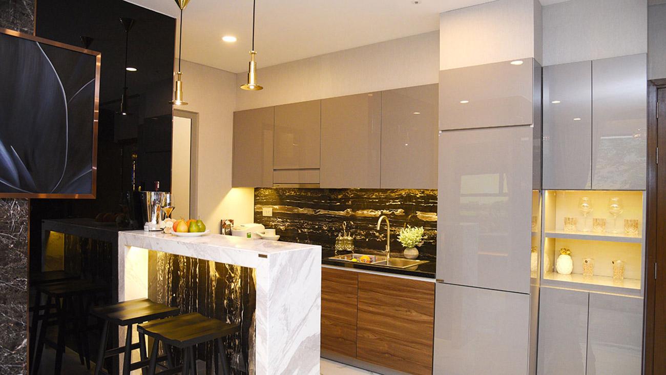 Nhà mẫu dự án căn hộ Gem Riverside Quận 2
