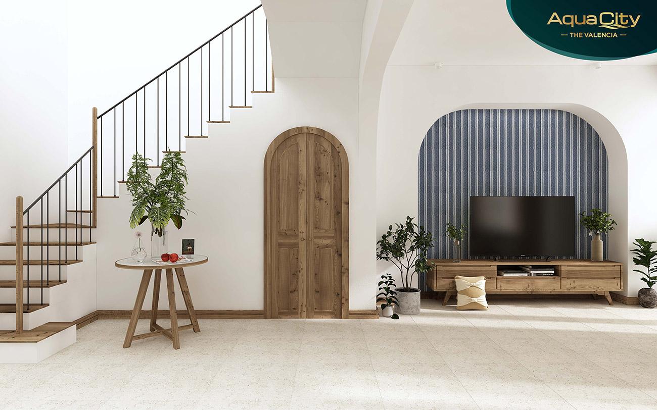 Không gian sống đẳng cấp trong từng căn biệt thự