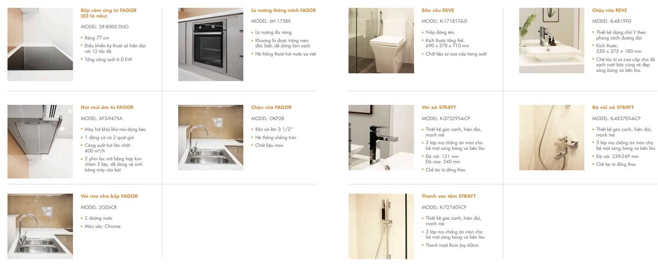 Nội thất dự án căn hộ chung cư Masteri Millennium Quận 4 Đường 132 Bến Vân Đồn chủ đầu tư Thảo Điền