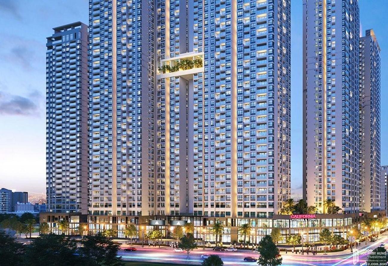 Phối cảnh dự án căn hộ Marina Park Quận 7