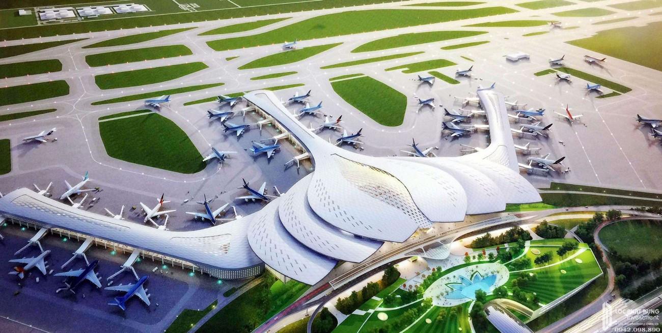 Sân bay Quốc Tế Long Thành tỉnh Đồng Nai