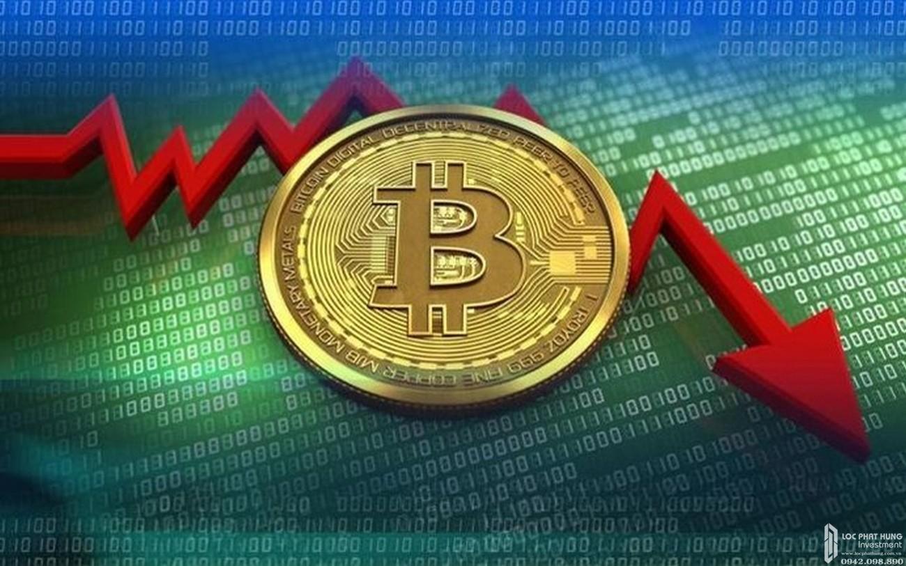 Đầu tư vào đồng tiền ảo bitcon có thể gây ra thua lỗ nặng