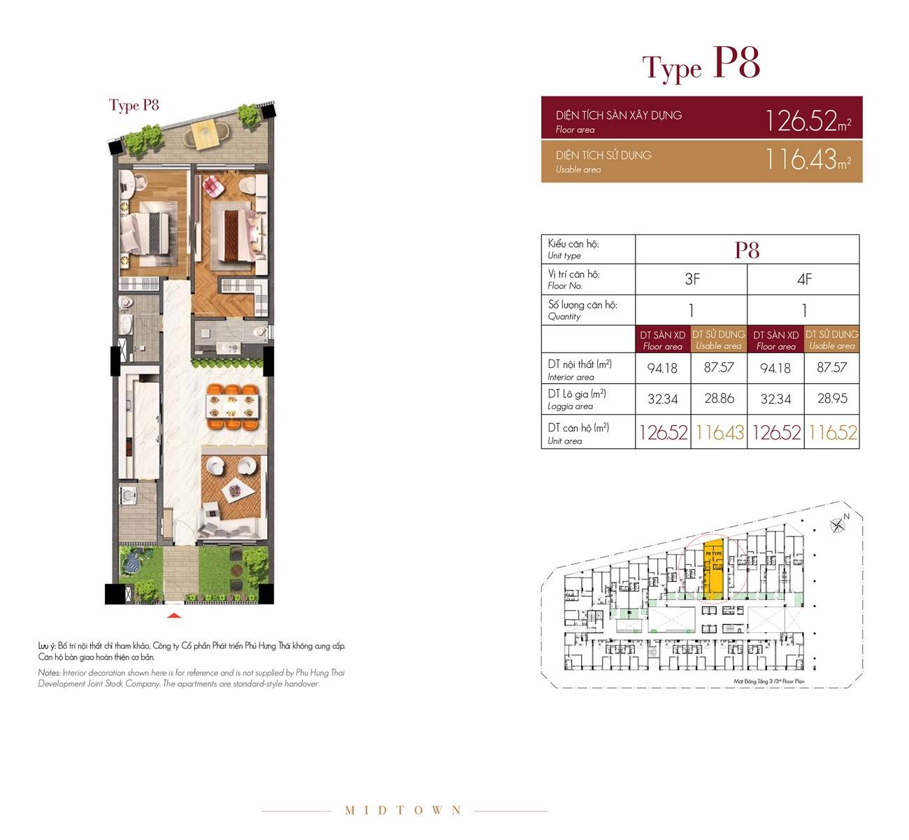 Thiết kế dự án căn hộ chung cư The Grande PMH Quận 7 Đường Nguyễn Lương Bằng chủ đầu tư Phú Mỹ Hưng