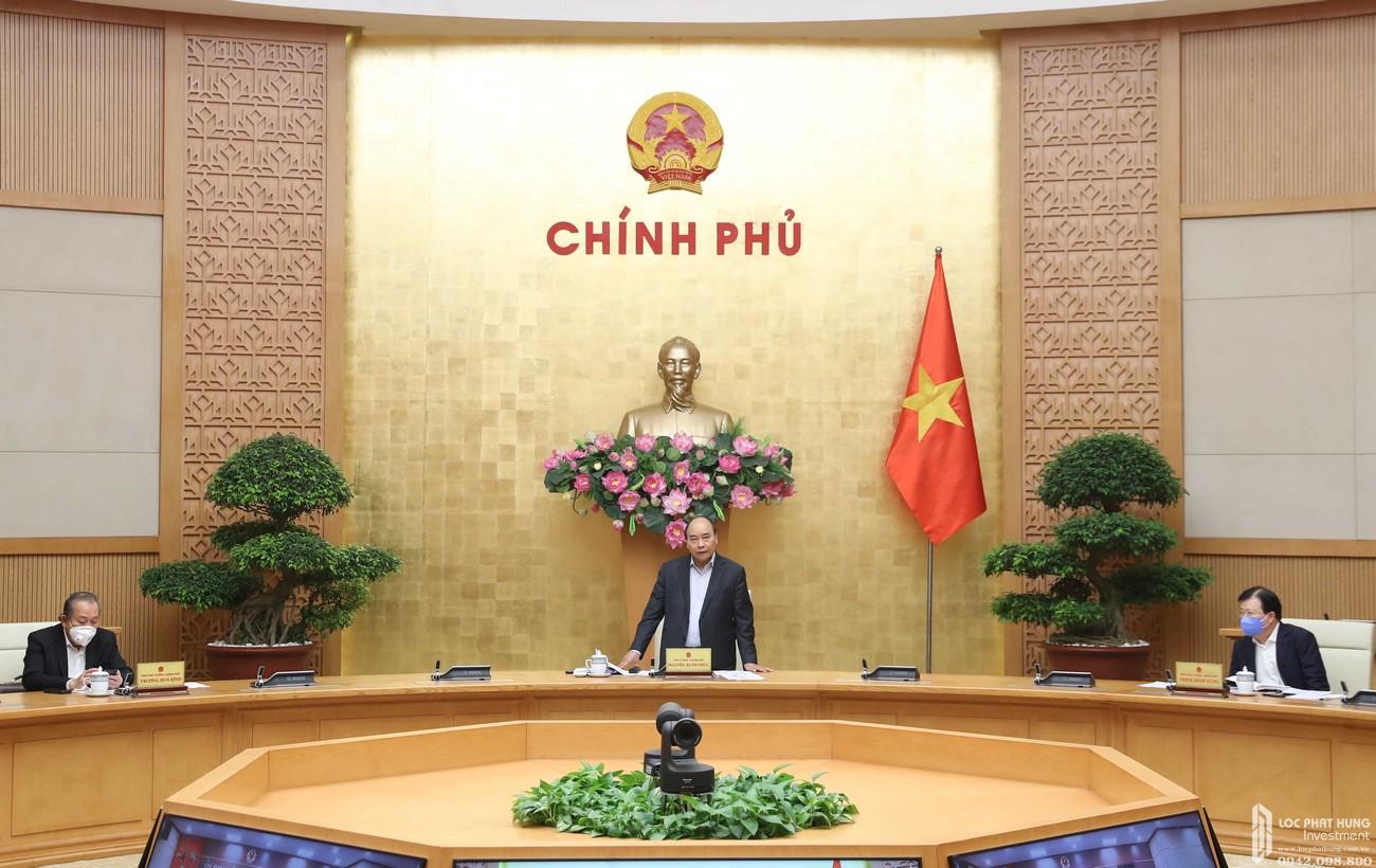 Thủ tướng Nguyễn Xuân Phúc vừa có cuộc làm việc trực tuyến với tỉnh Đồng Nai