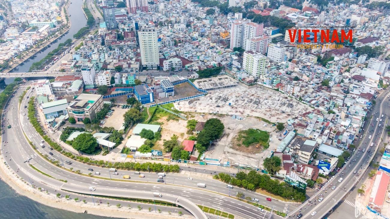 Tiến độ dự án căn hộ chung cư Dragon Riverside City Quận 5 Đường Võ Văn Kiệt chủ đầu tư Phú Long 04/2020