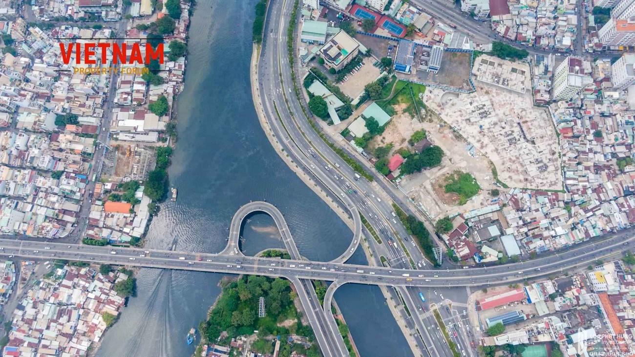 Tiến độ xây dựng căn hộ + Officetel dự án Dragon Riverside City 04/2020 – Nhận ký gửi mua bán + Cho thuê