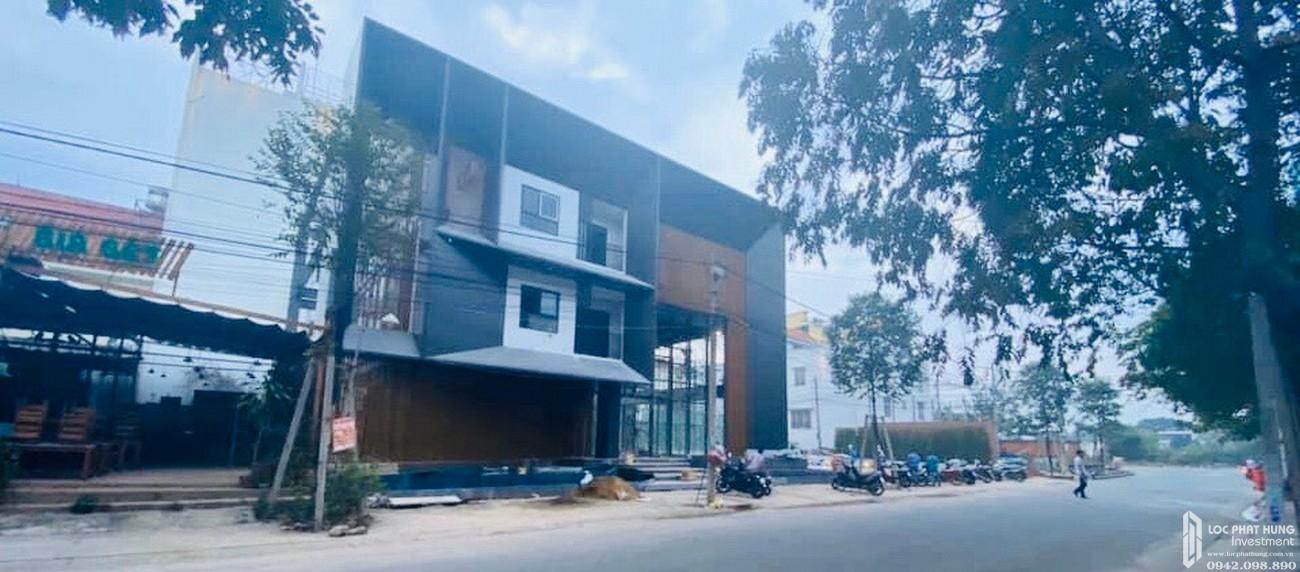 Tiến độ nhà mẫu dự án căn hộ chung cư C River View Thủ Dầu Một Đường Lý Tự Trọng chủ đầu tư Quốc Cường Chánh Nghĩa