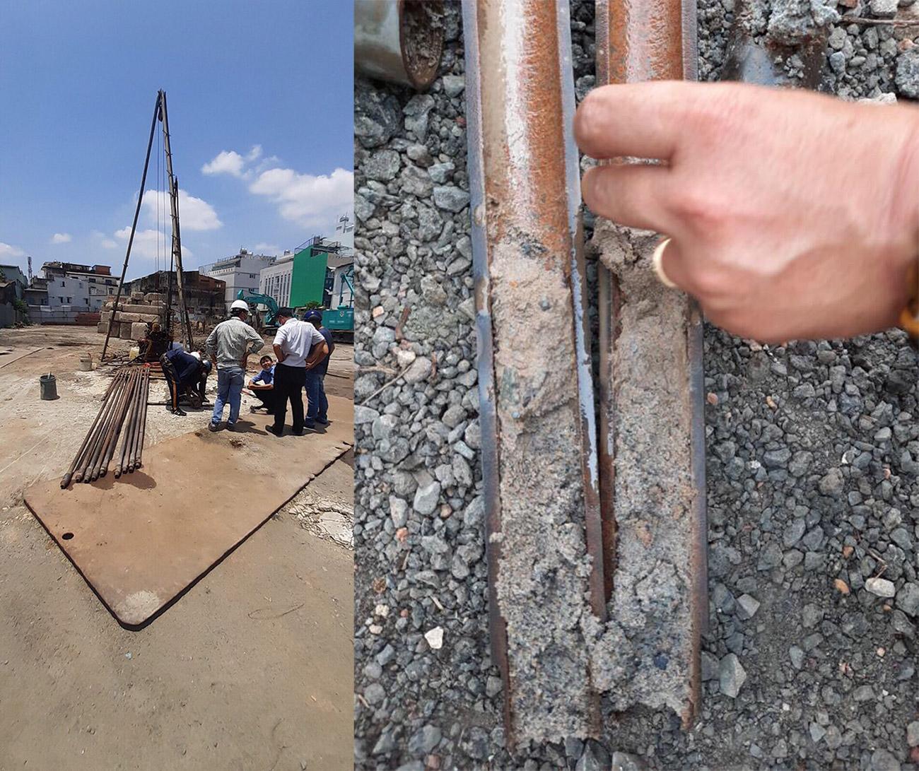 Tiến độ xây dựng dự án căn hộ chung cư D Homme tháng 04/2020