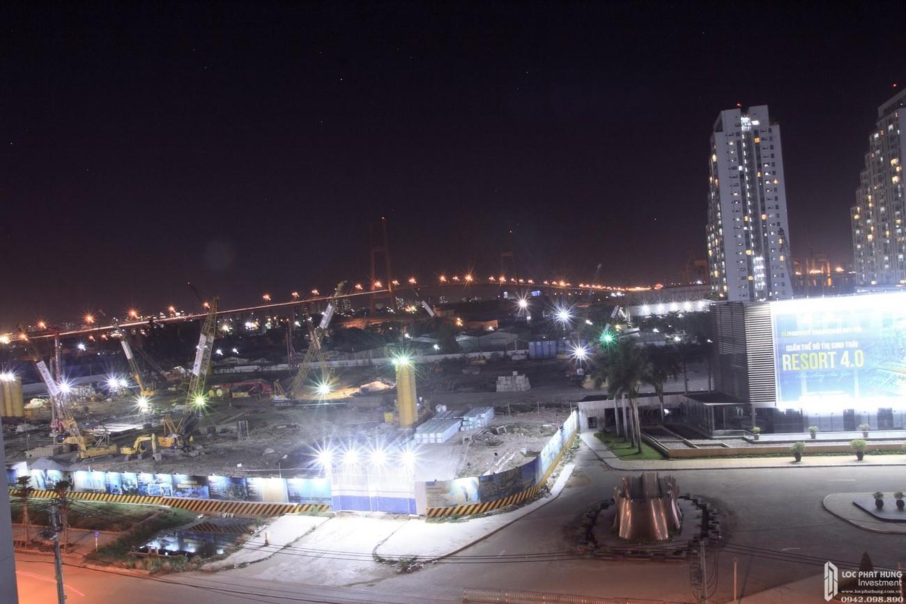 Tiến độ xây dựng dự án căn hộ Sunshine Diamond River 04/04/2020
