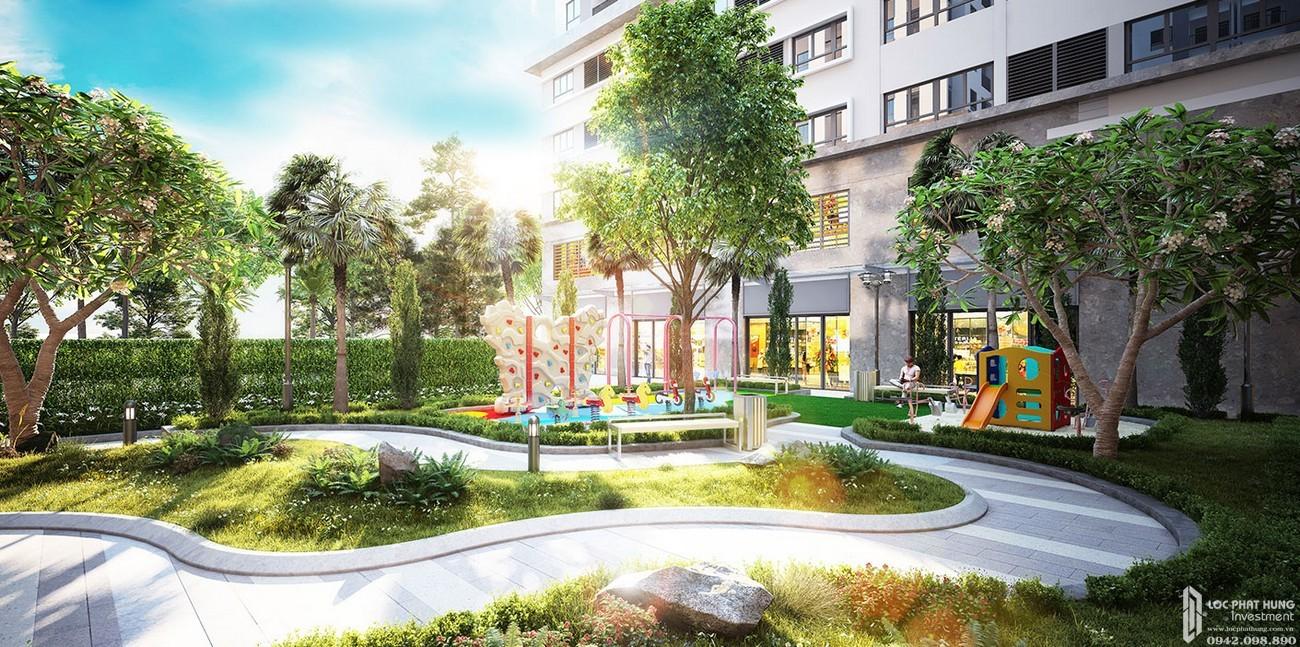 Tiện ích Green Square Dĩ An Đường QL 1K chủ đầu tư TBS Land