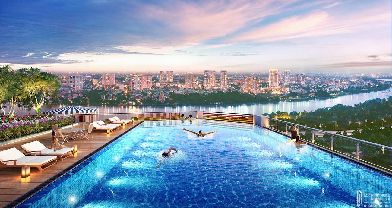 Tiện ích dự án căn hộ chung cư The Grande Phú Mỹ Hưng Quận 7 Đường Nguyễn Lương Bằng chủ đầu tư Phú Mỹ Hưng