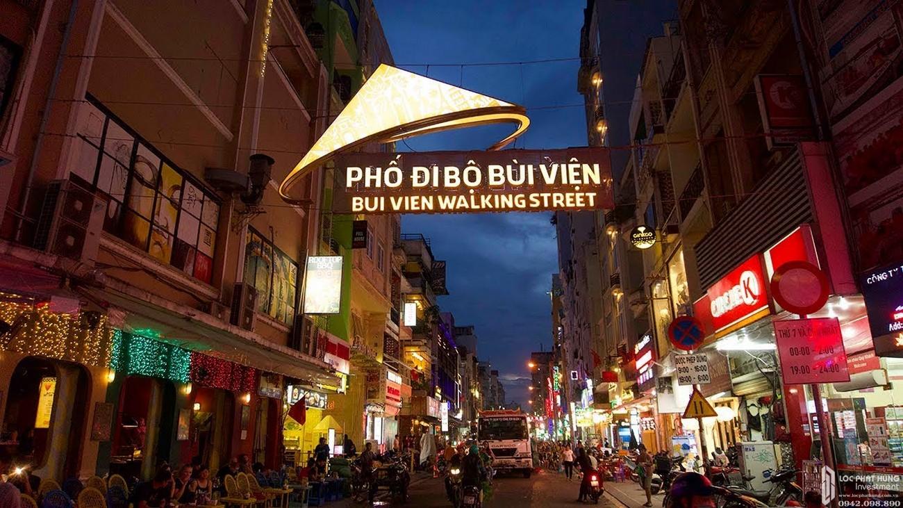 Tiện ích ngoại khu dự án căn hộ chung cư The Spirit Of Saigon Quận 1 Đường 1 Phạm Ngũ Lão chủ đầu tư Bitexco